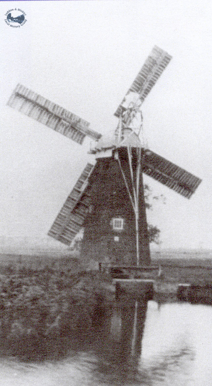 Langley windpump