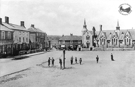 Church Plain 1904