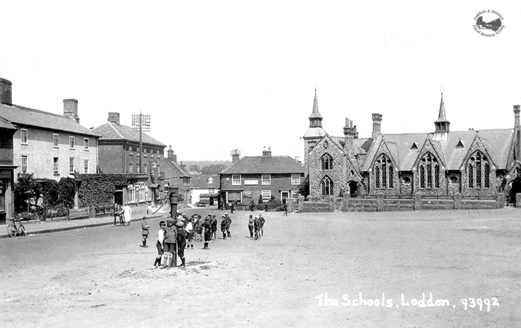 Church Plain 1920