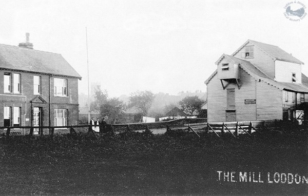 Mill and office